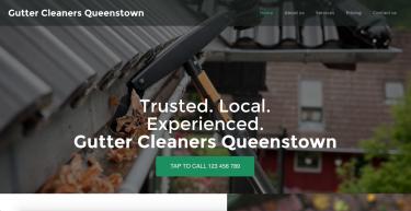 Gutter Cleaning Queenstown