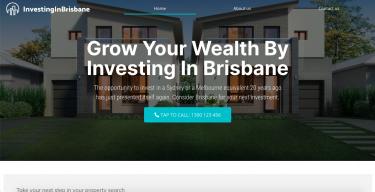 Investing In Brisbane
